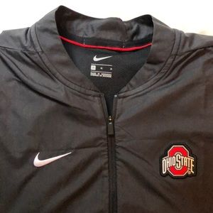 Men's Ohio State Coaches Performance Pull Over
